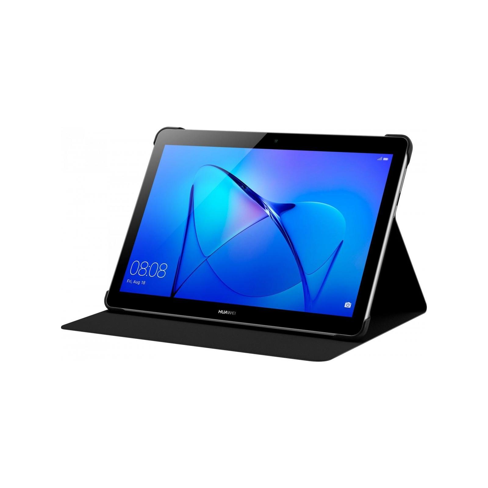 Чехол для планшета Huawei для MediaPad T3 10 flip cover black (51991965) изображение 3