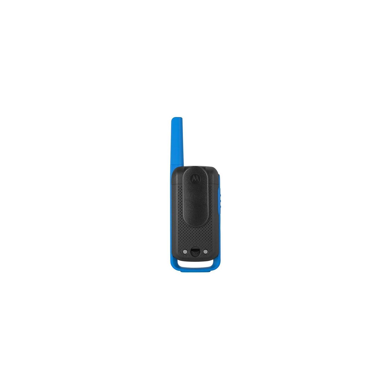 Портативная рация Motorola TALKABOUT T62 Blue (5031753007300) изображение 2