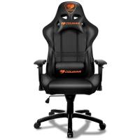 Кресло игровое Cougar Armor Black