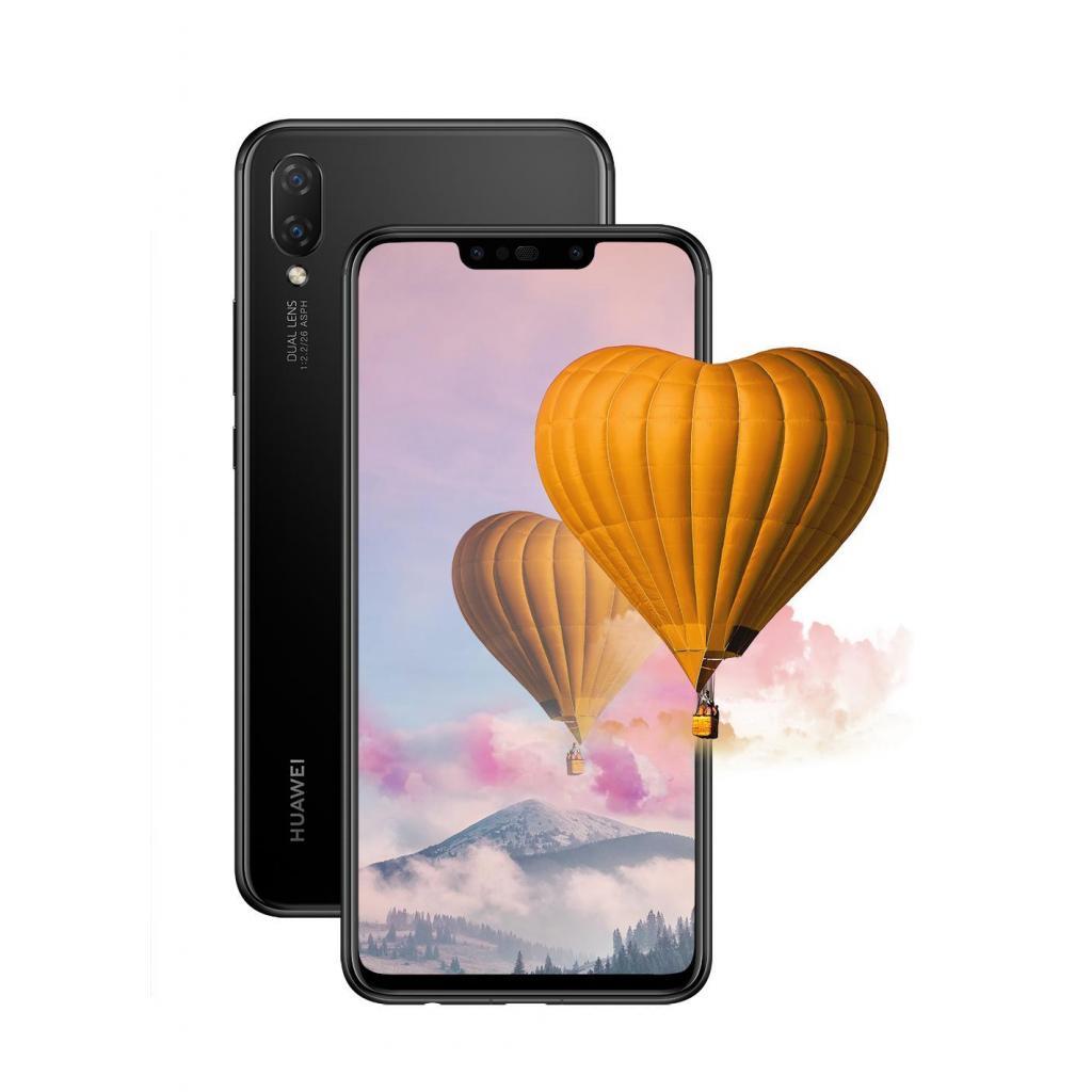 32e41310dcad Мобильный телефон Huawei P Smart Plus Black (51092TFB) цены в Киеве ...