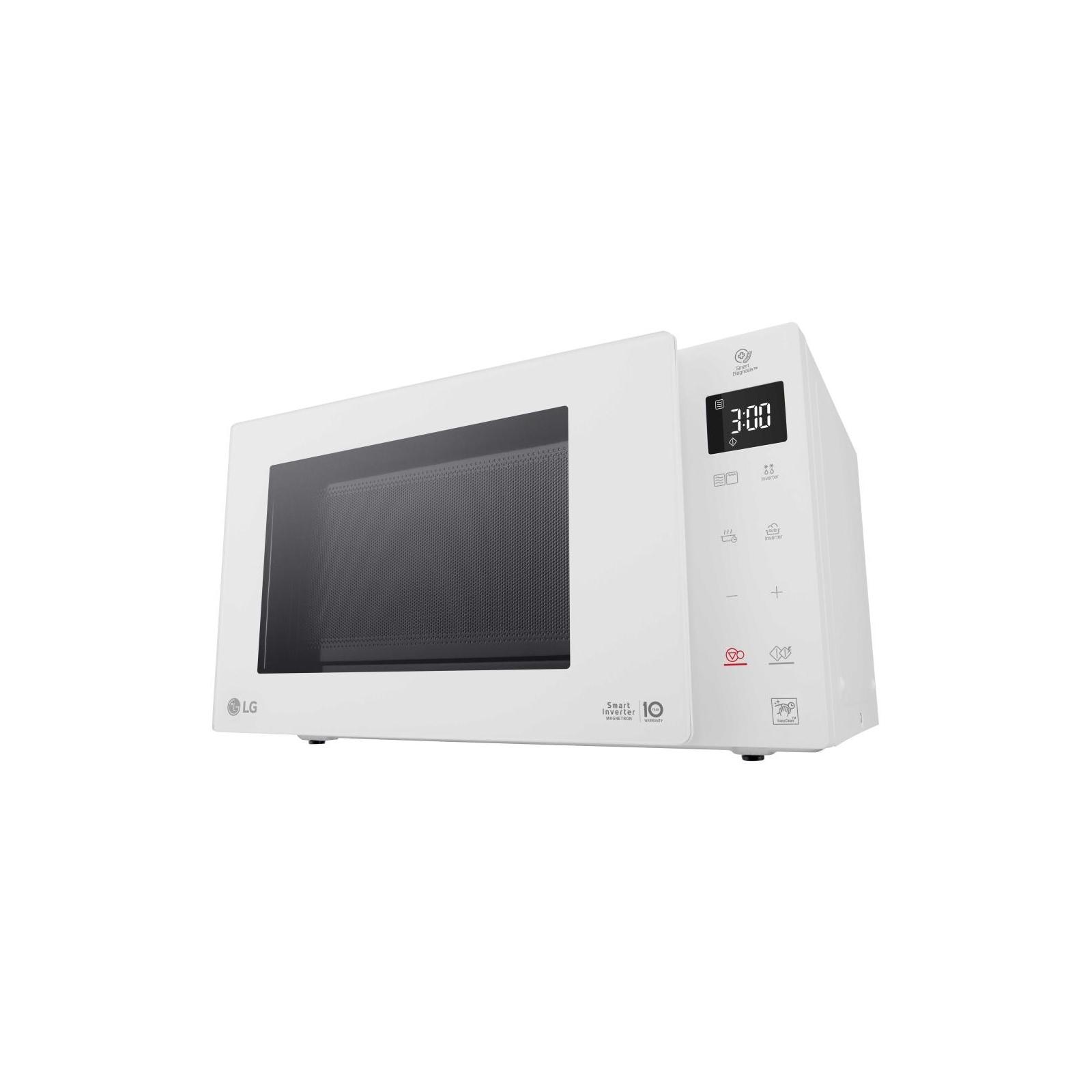 Микроволновая печь LG MH6336GIH изображение 4