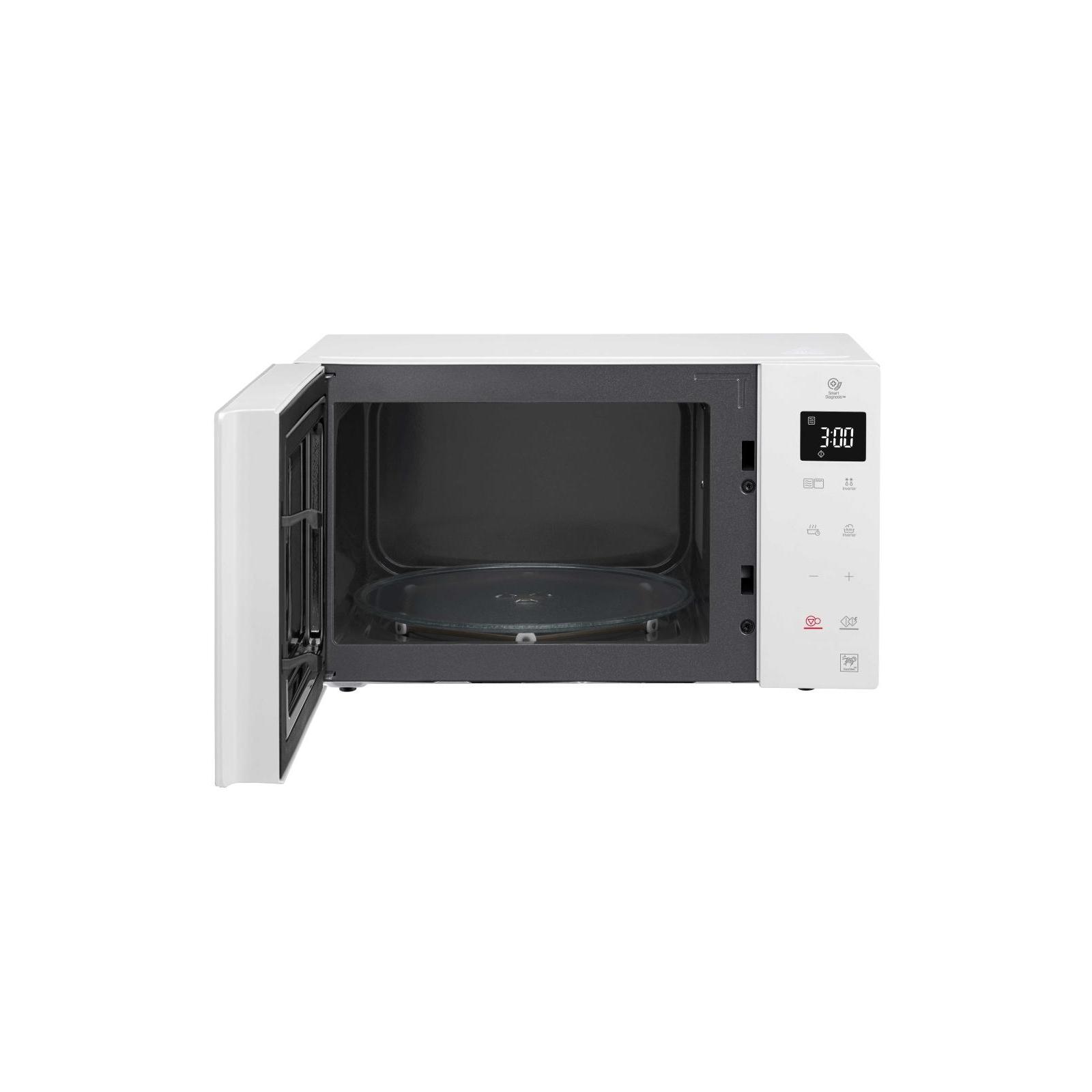 Микроволновая печь LG MH6336GIH изображение 6