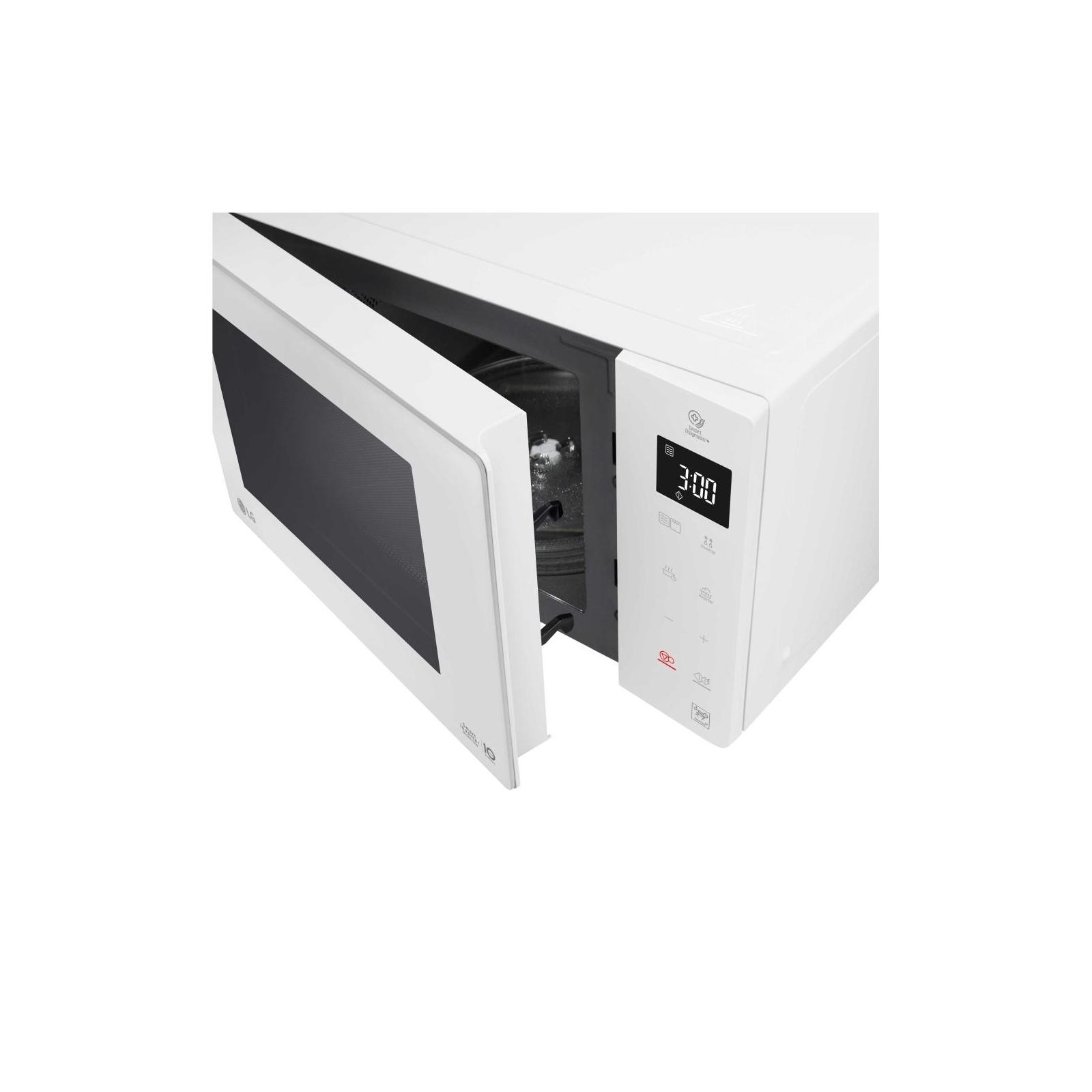 Микроволновая печь LG MH6336GIH изображение 7