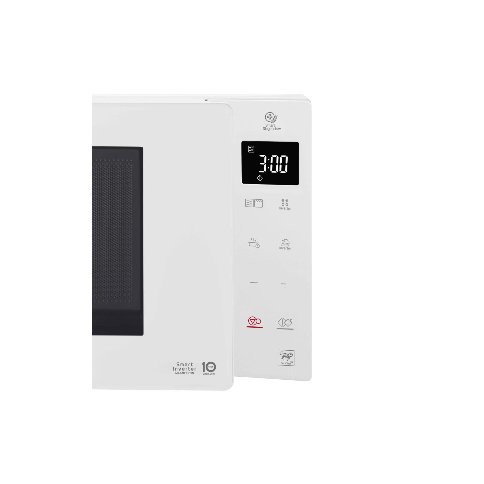 Микроволновая печь LG MH6336GIH изображение 8
