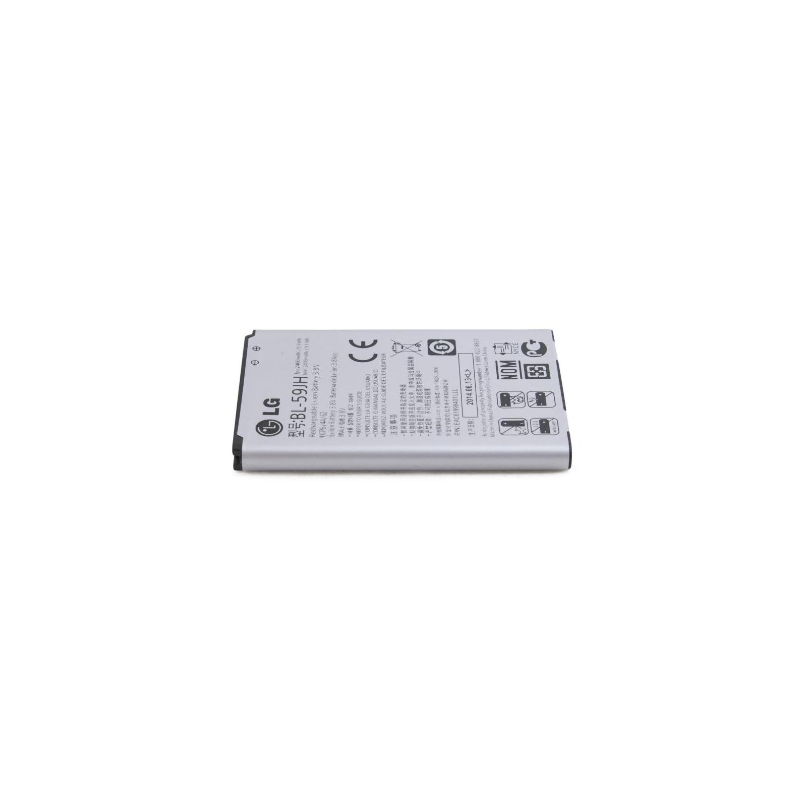 Аккумуляторная батарея EXTRADIGITAL LG Optimus L7 II Dual P715 (2460 mAh) (BML6383) изображение 6
