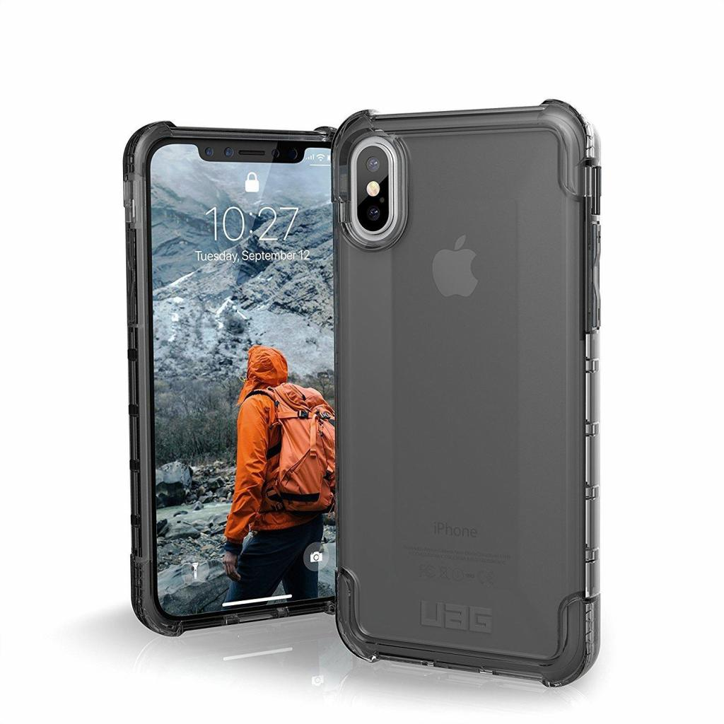 Чехол для моб. телефона Urban Armor Gear iPhone X Plyo Ash (IPHX-Y-AS) изображение 5