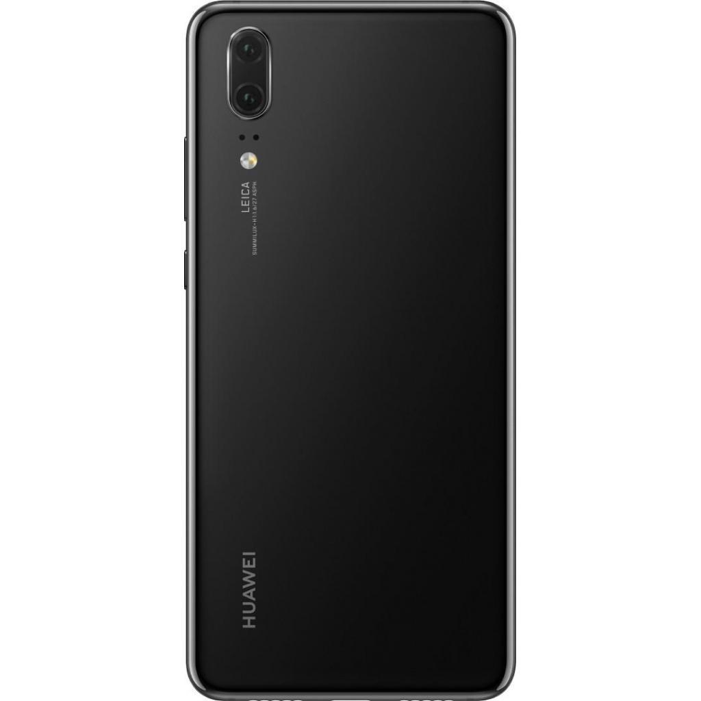 Мобильный телефон Huawei P20 4/64 Black (51092THG) изображение 2