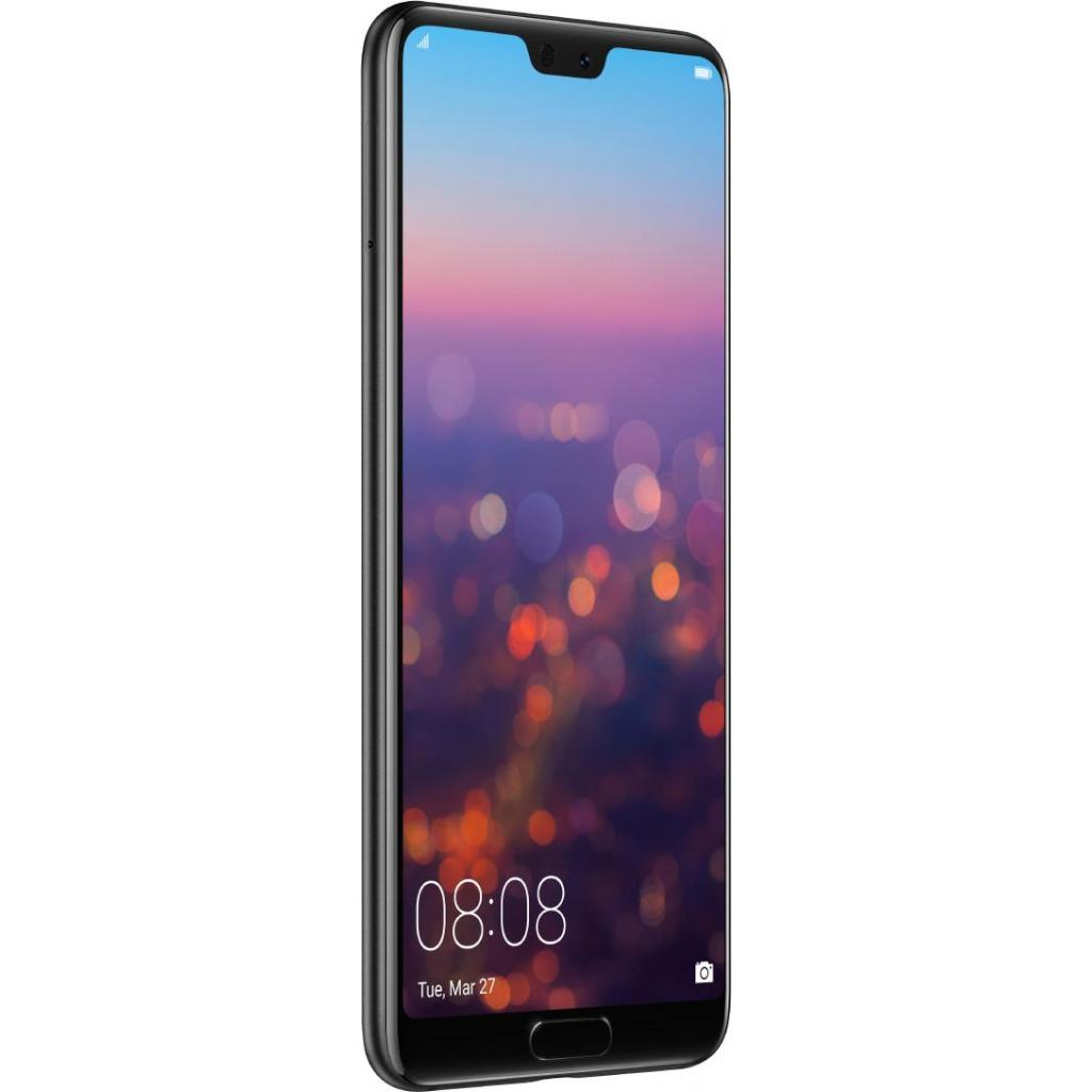 Мобильный телефон Huawei P20 4/64 Black (51092THG) изображение 5