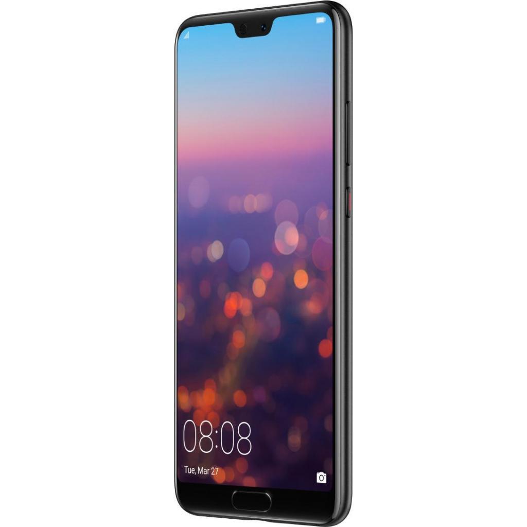 Мобильный телефон Huawei P20 4/64 Black (51092THG) изображение 6