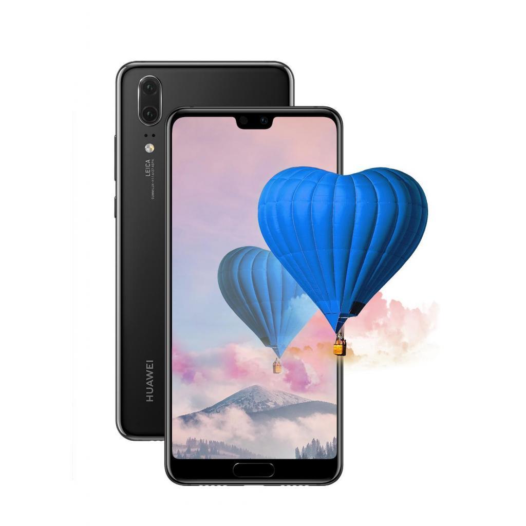 Мобильный телефон Huawei P20 4/64 Black (51092THG)
