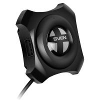 Концентратор SVEN HB-432 black (07700013)