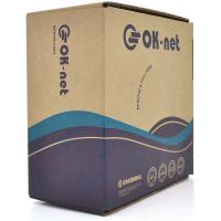 Кабель мережевий OK-Net UTP-cat.5E-SL внешний 100м (КПП-ВП (100) 24AWG / 100)