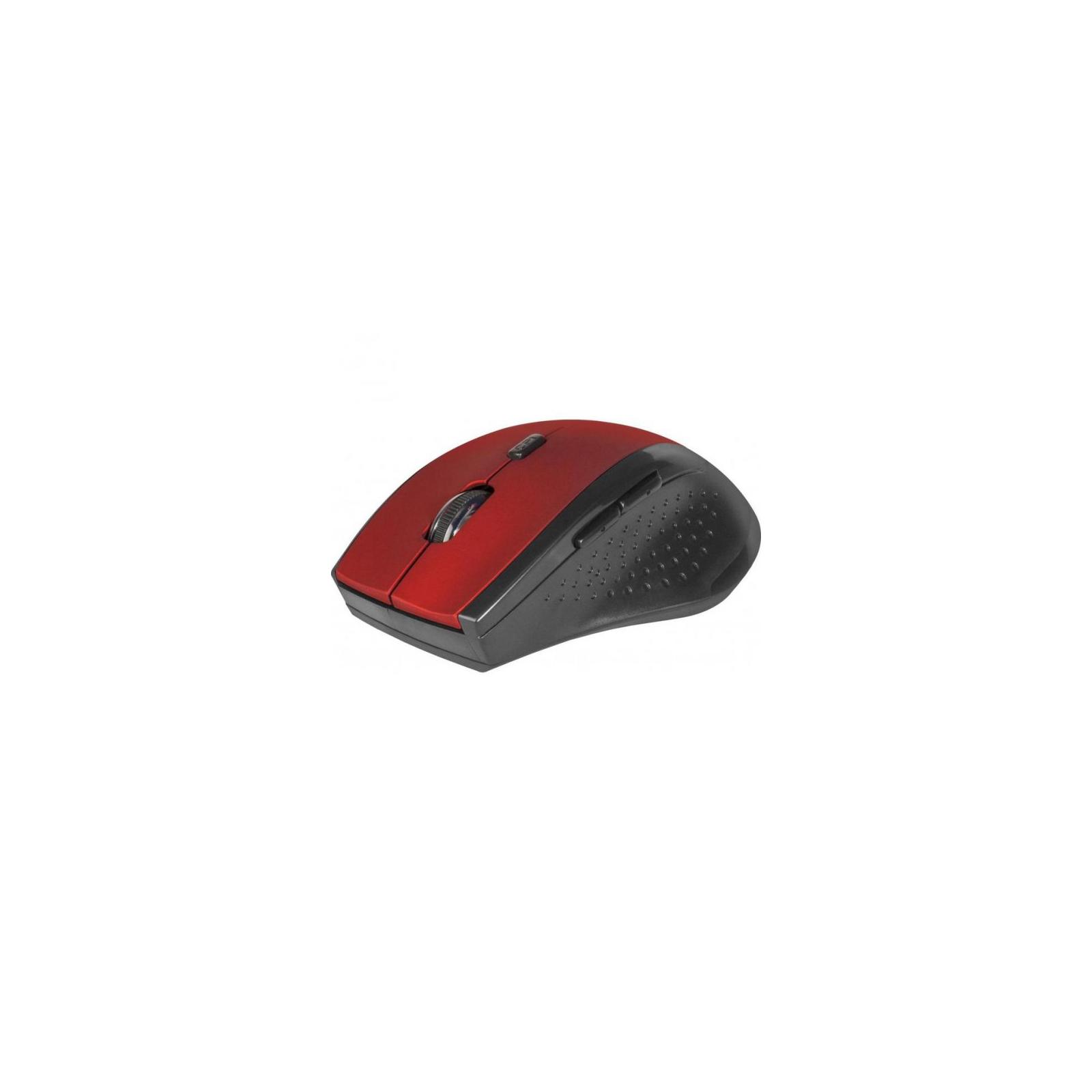 Мишка Defender Accura MM-365 Red (52367)
