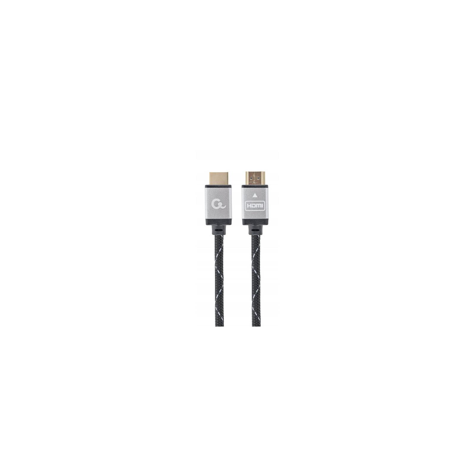 Кабель мультимедийный HDMI to HDMI 2.0m Cablexpert (CCB-HDMIL-2M)