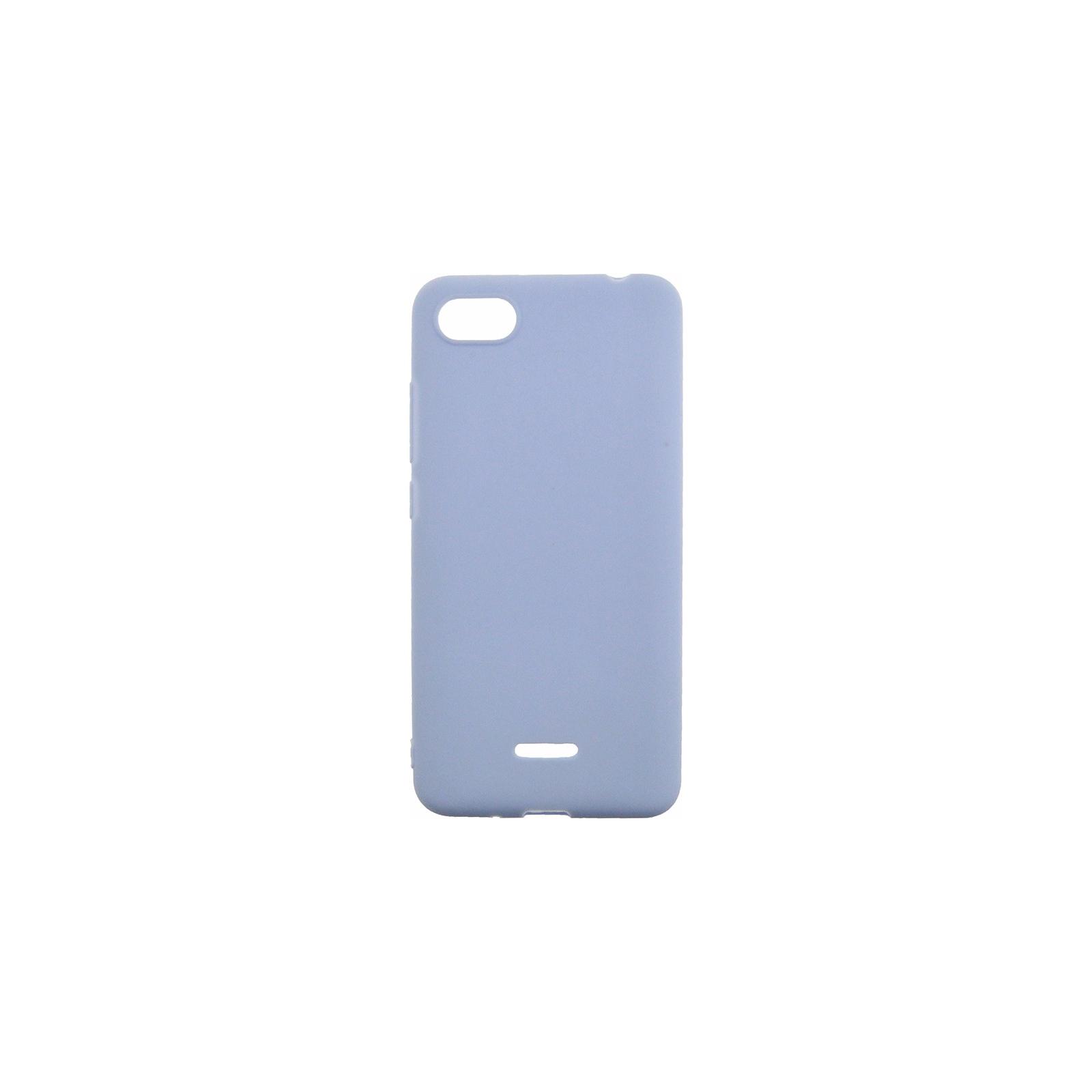 Чехол для моб. телефона Toto 1mm Matt TPU Case Xiaomi Redmi 6A Lilac (F_100396)
