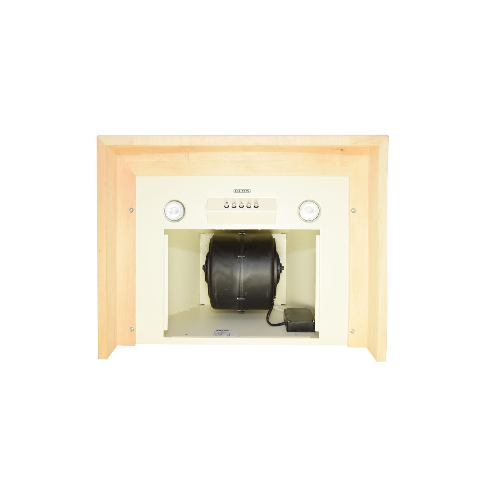 Вытяжка кухонная Eleyus Solo Country 1200 LED SMD 60 N изображение 5