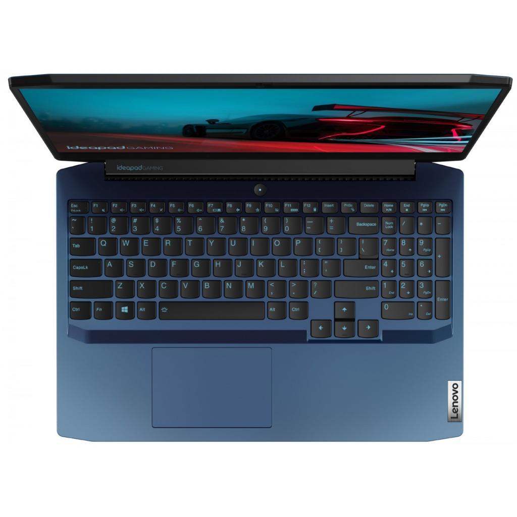 Ноутбук Lenovo IdeaPad Gaming 3 15IMH05 (81Y400EERA) изображение 4