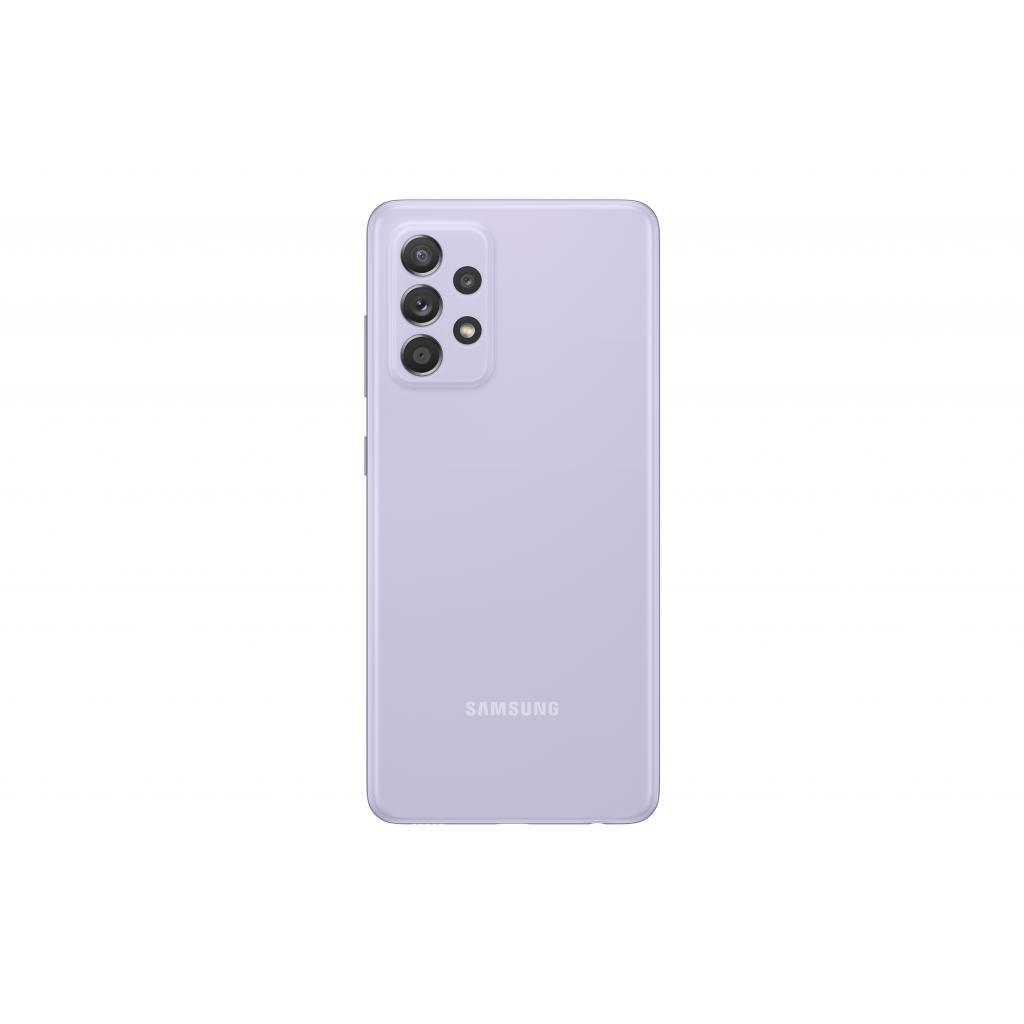 Мобільний телефон Samsung SM-A525F/128 (Galaxy A52 4/128Gb) White (SM-A525FZWDSEK) зображення 4