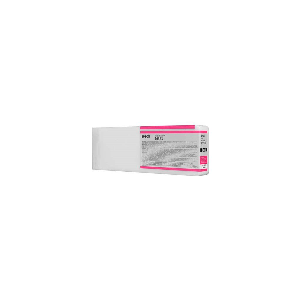 Картридж EPSON St Pro 7900/9900 vivid magenta (C13T636300)