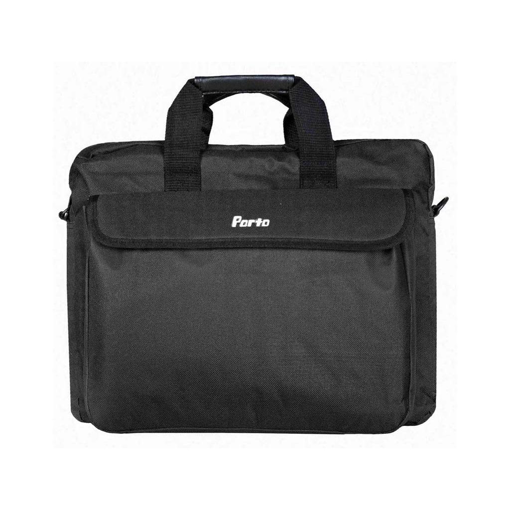 """Сумка для ноутбука 15.6"""" PORTO (PC-15BK)"""