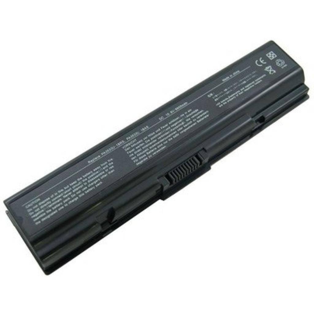Аккумулятор для ноутбука Toshiba PA3535 Drobak (107852)