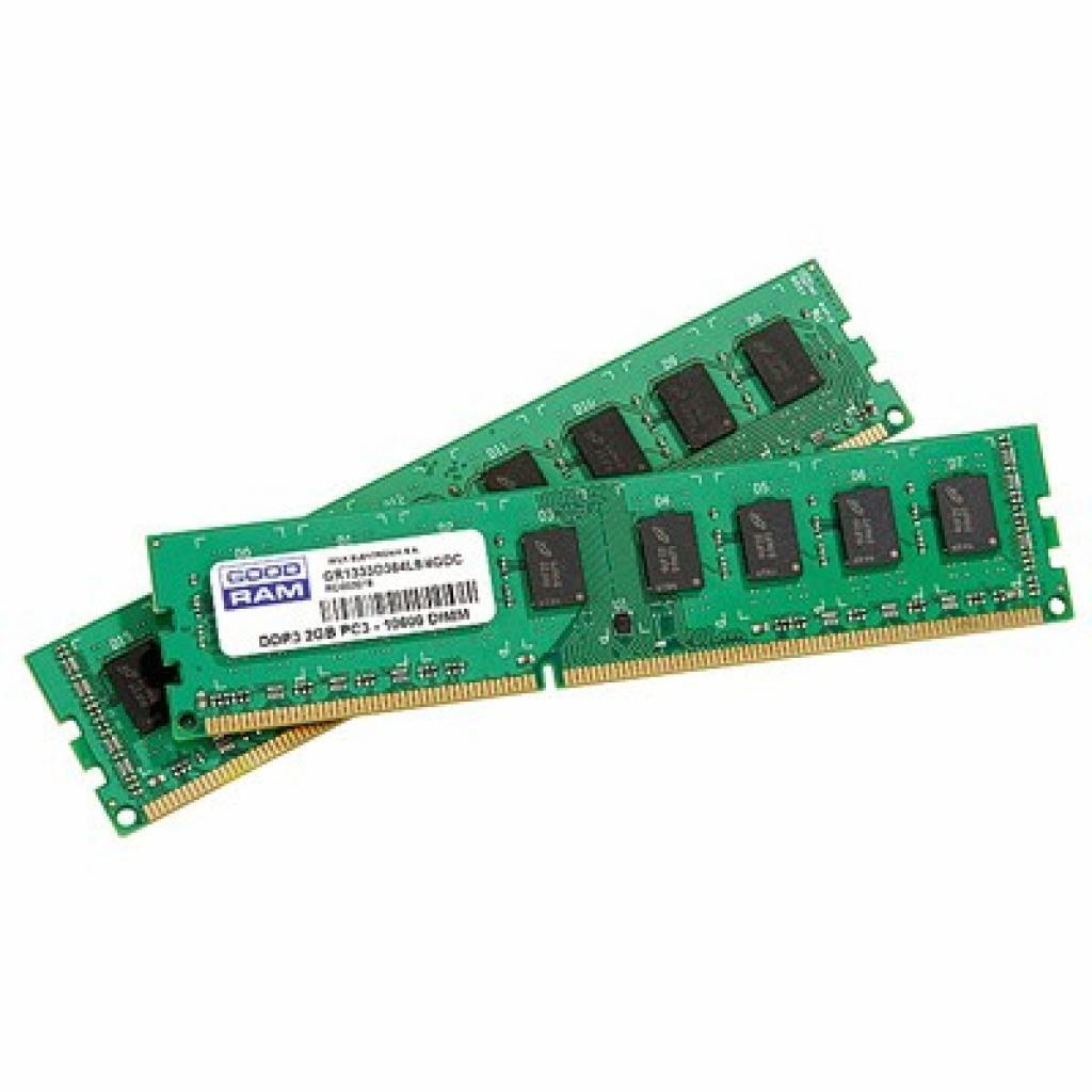 Модуль памяти для компьютера DDR3 4GB 1333 MHz GOODRAM (GR1333D364L9/4GDC)
