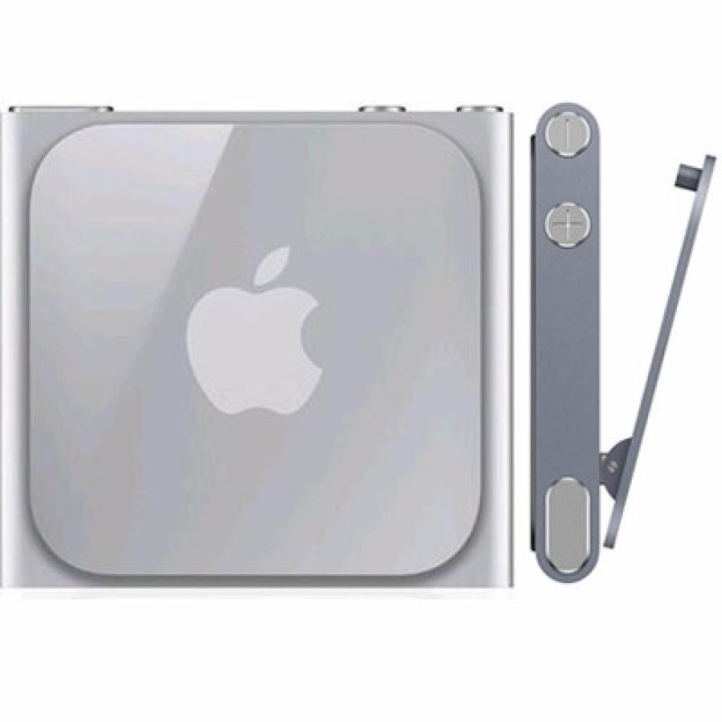 mp3 плеер Apple iPod Nano 6Gen 8GB Blue (MC694QB/A) изображение 2