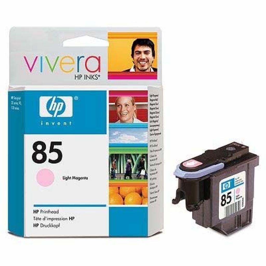 Печатающая головка HP №85 Light Magenta (DesignJ130/130nr (C9424A)