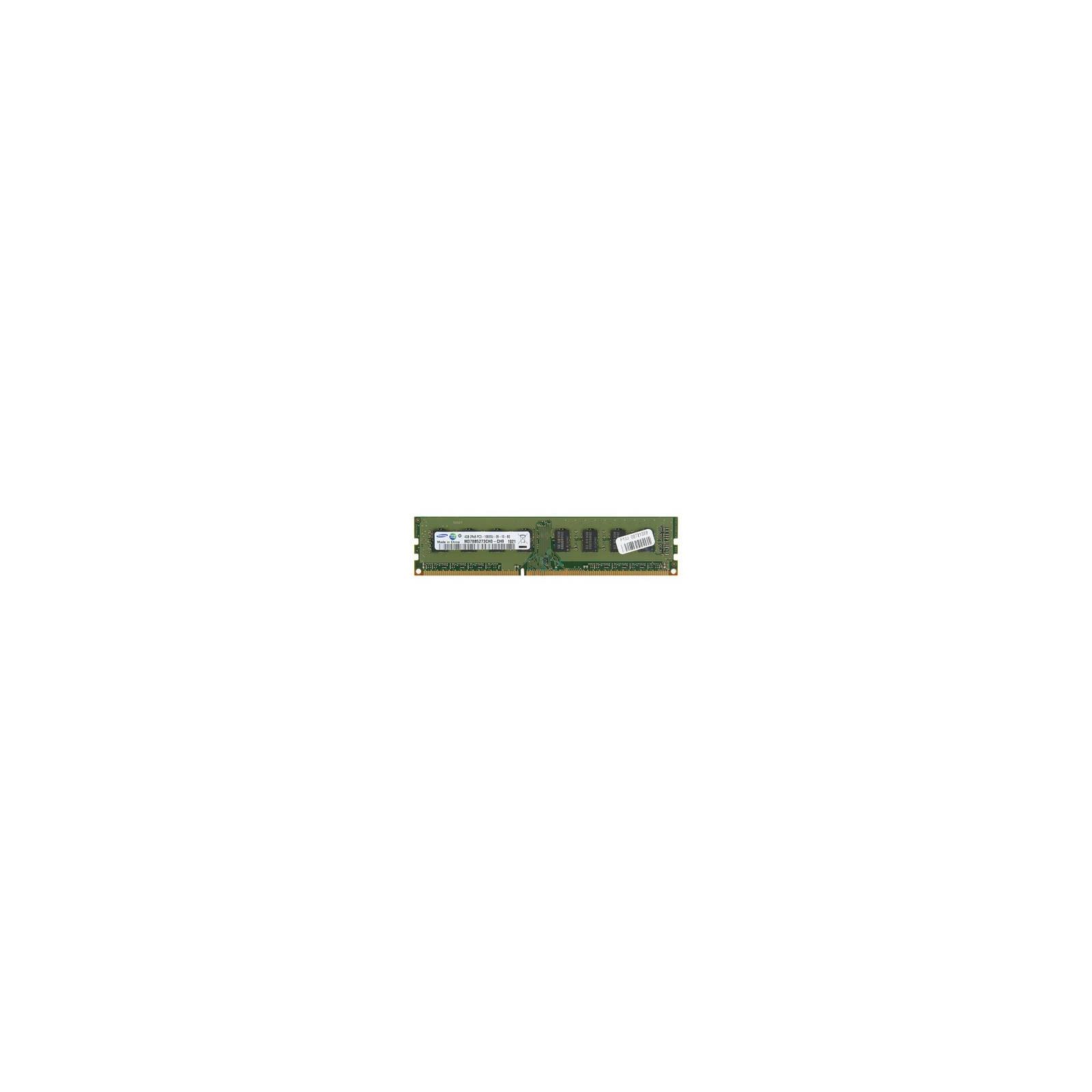 Модуль памяти для компьютера DDR3 4GB 1600 MHz Samsung (M378B5173ВН0-CK0 / M378B5273CH0-CK000)