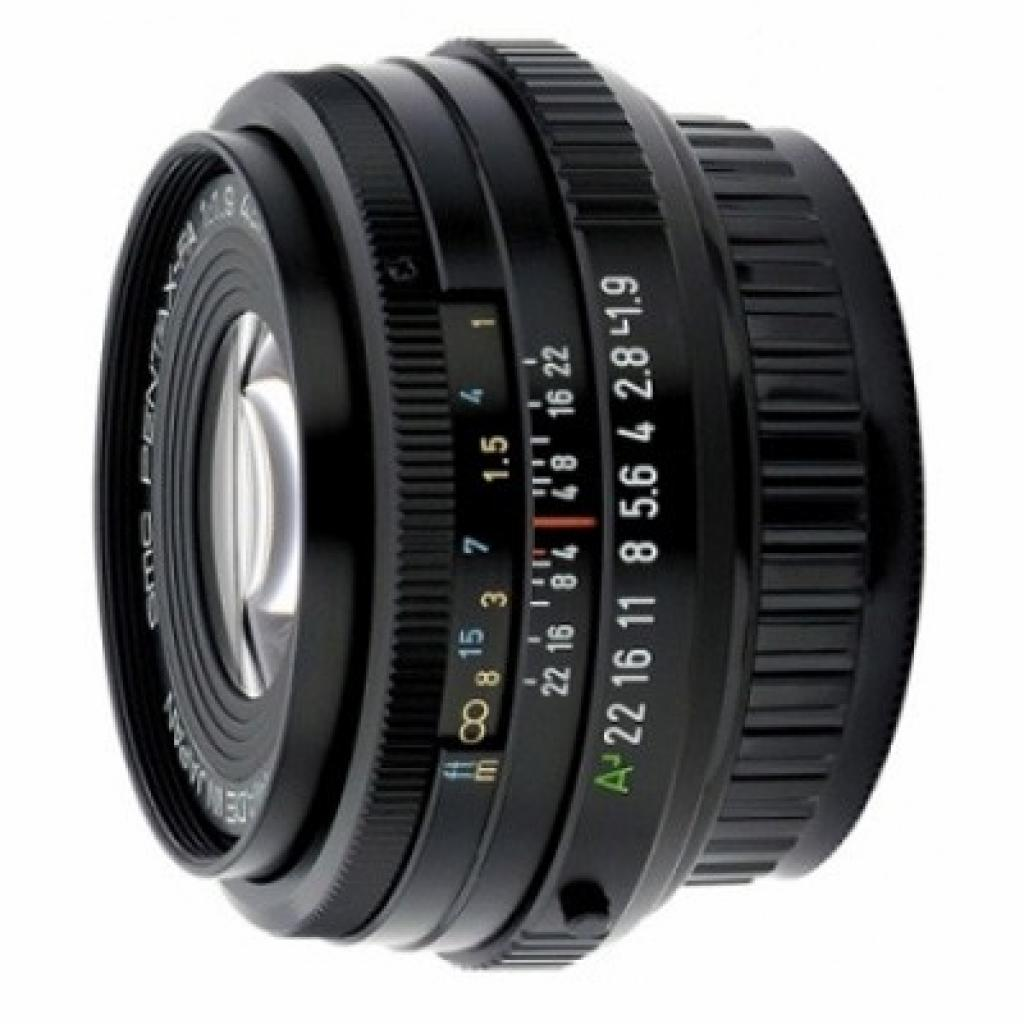 Объектив Pentax SMC FA 43mm f/1.9 Limited Black (20180)