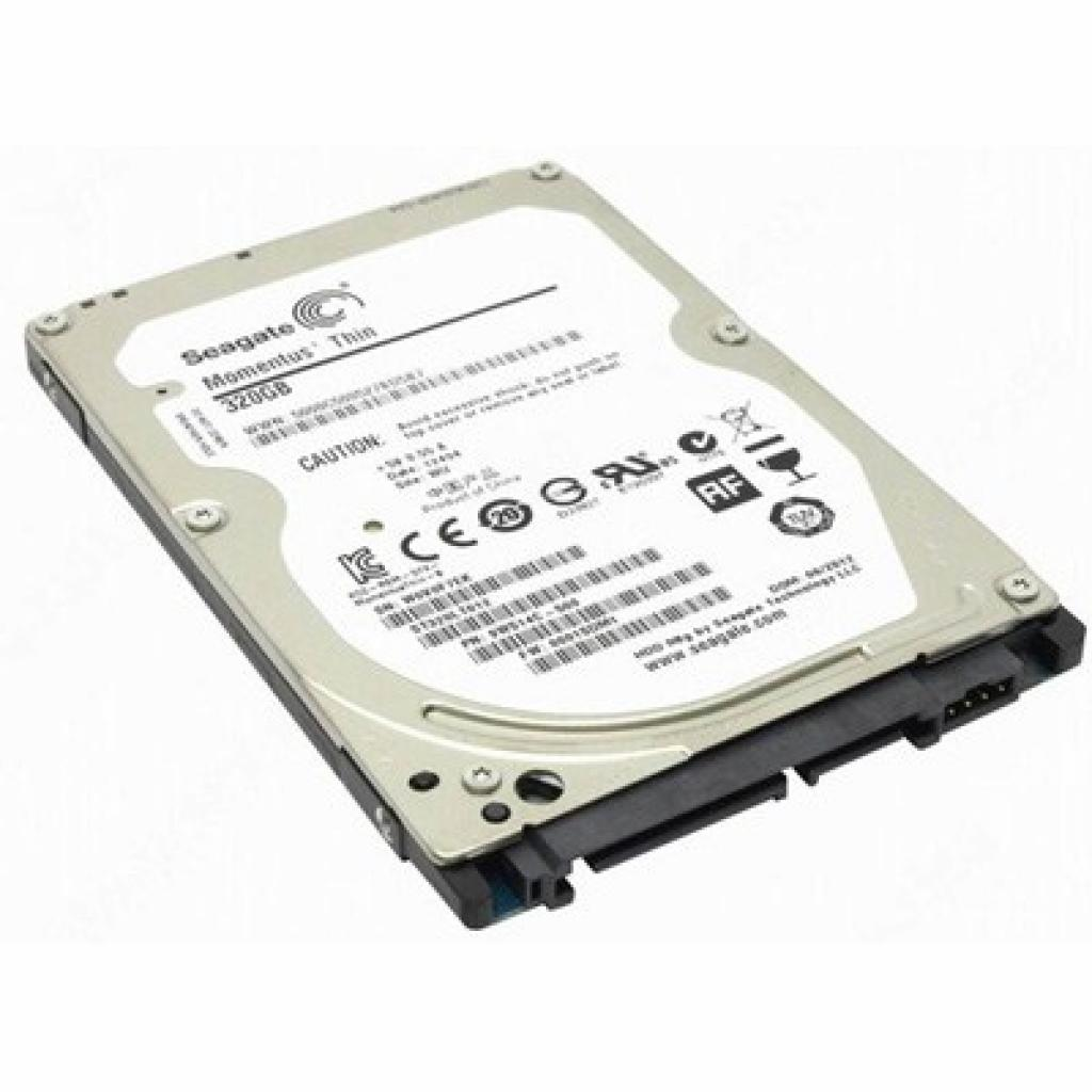 "Жесткий диск для ноутбука 2.5"" 320GB Seagate (ST320LT012)"