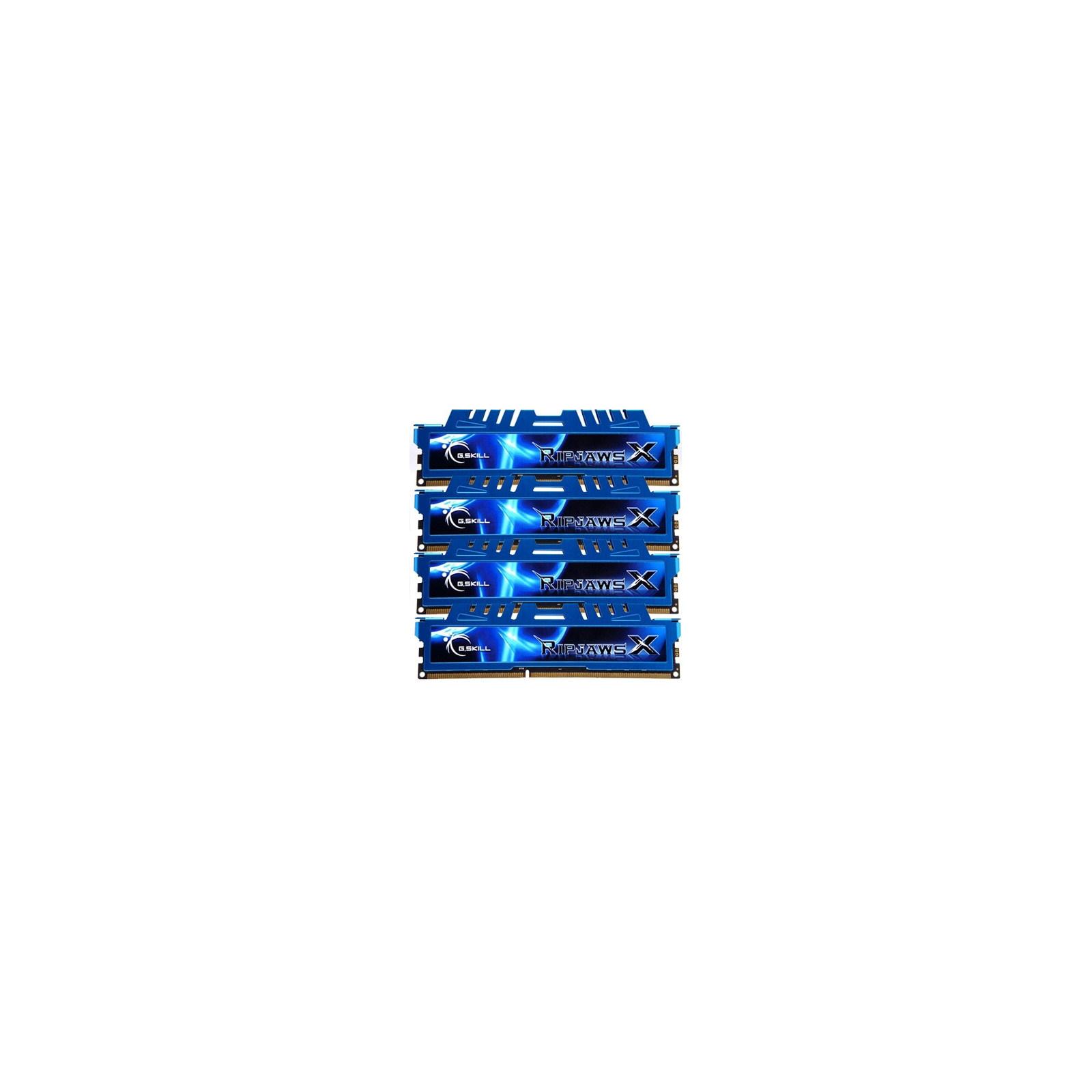 Модуль памяти для компьютера DDR3 32GB (4x8GB) 1866 MHz G.Skill (F3-1866C9Q-32GXM)