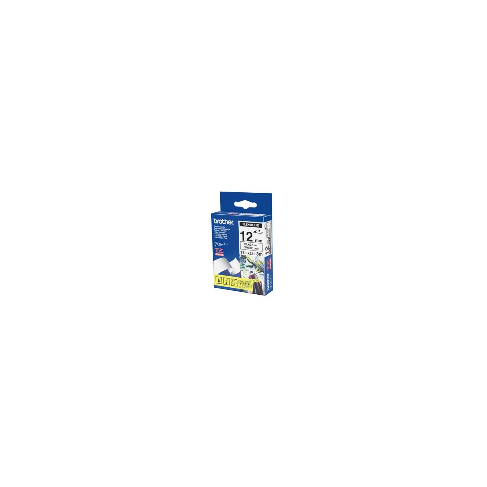 Лента для принтера этикеток Brother TZEFX231