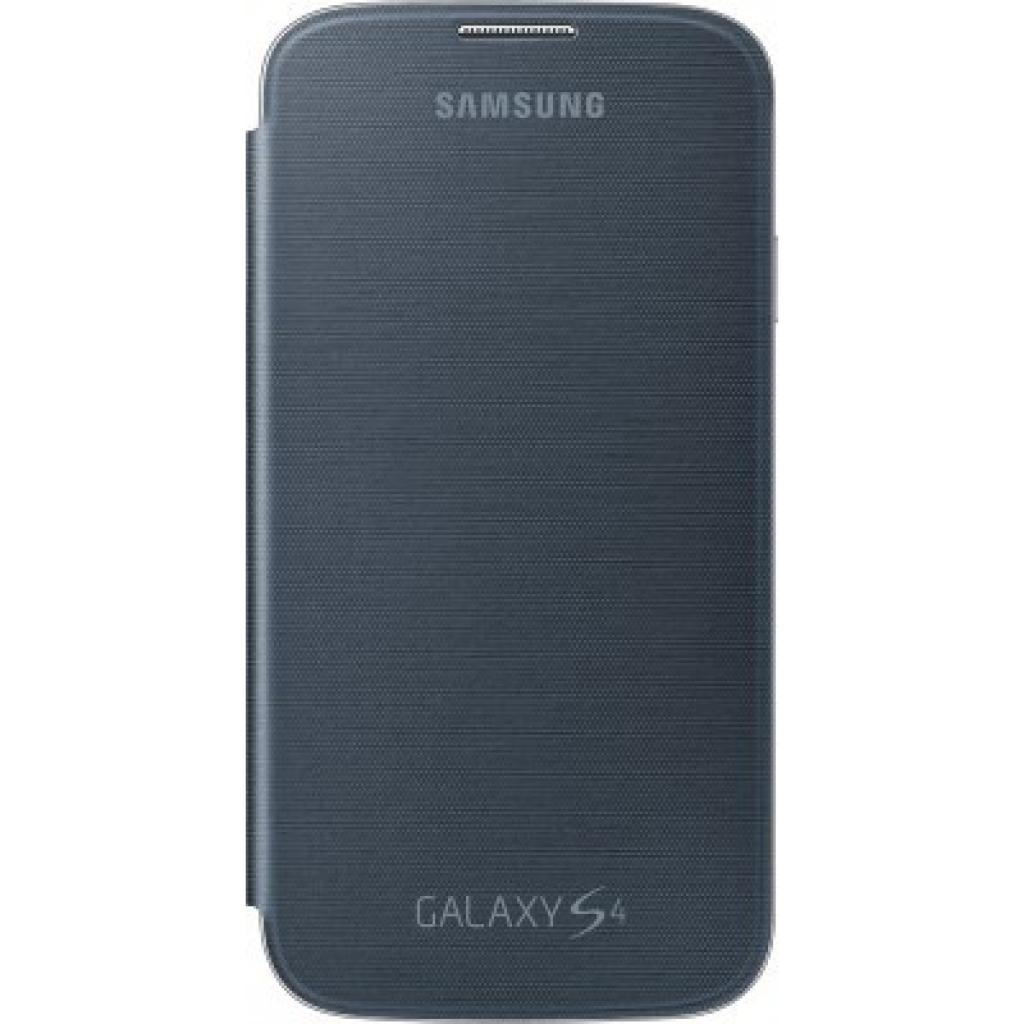 Чехол для моб. телефона Samsung I9500 Galaxy S4/Nova Black/Flip Cover (EF-FI950BBEGWW)