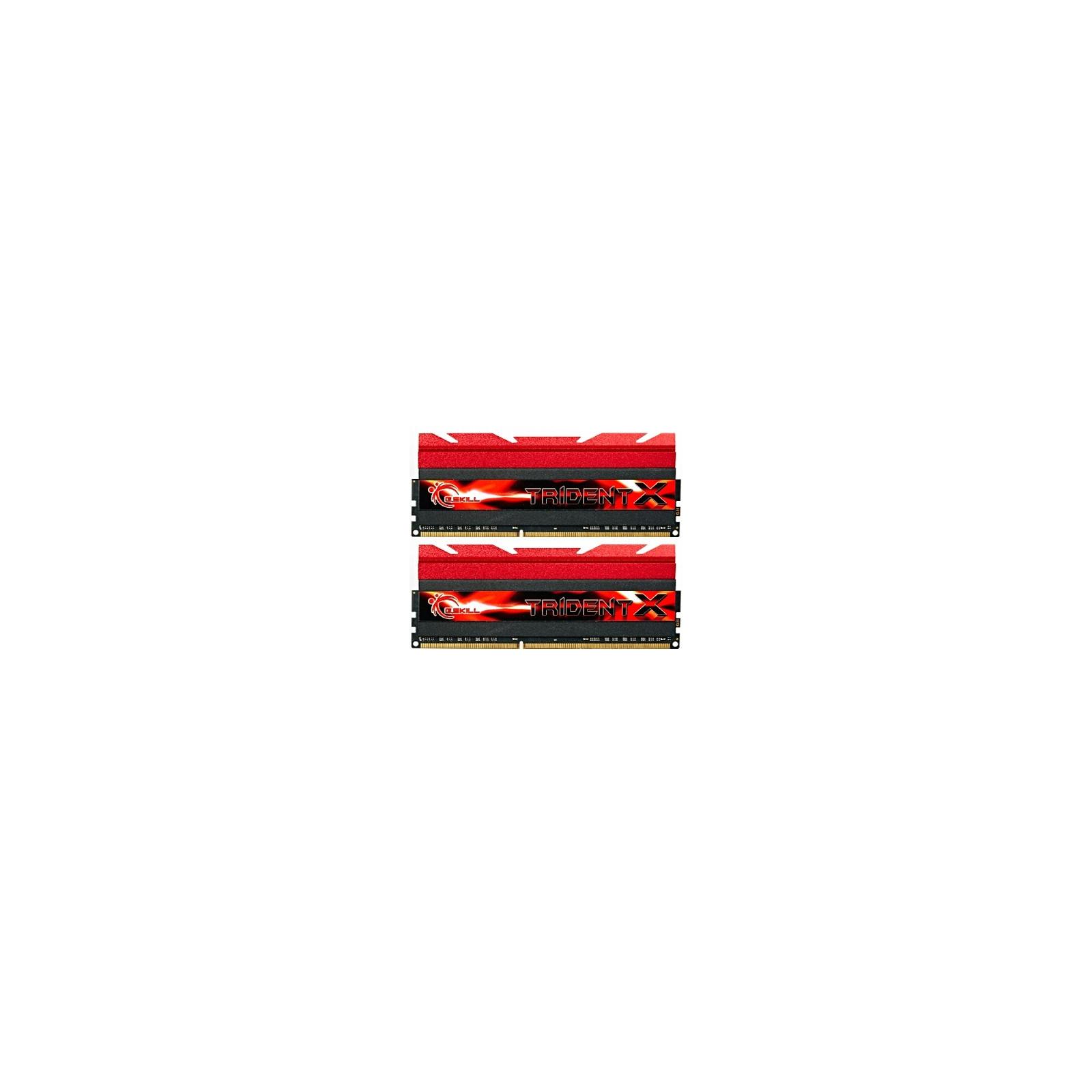 Модуль памяти для компьютера DDR3 16GB (2x8GB) 1866 MHz G.Skill (F3-1866C8D-16GTX)
