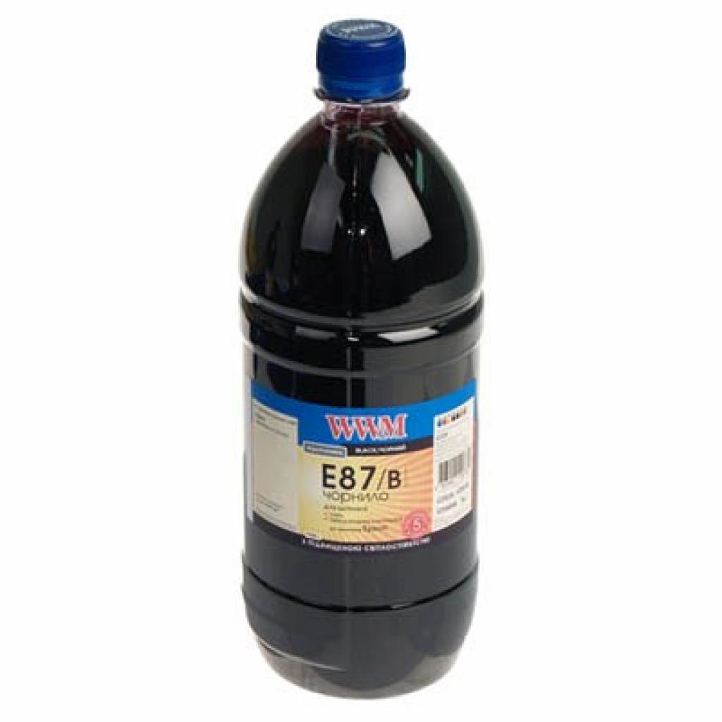 Чернила WWM EPSON R1900/R2000 (Black) (E87/B-3)