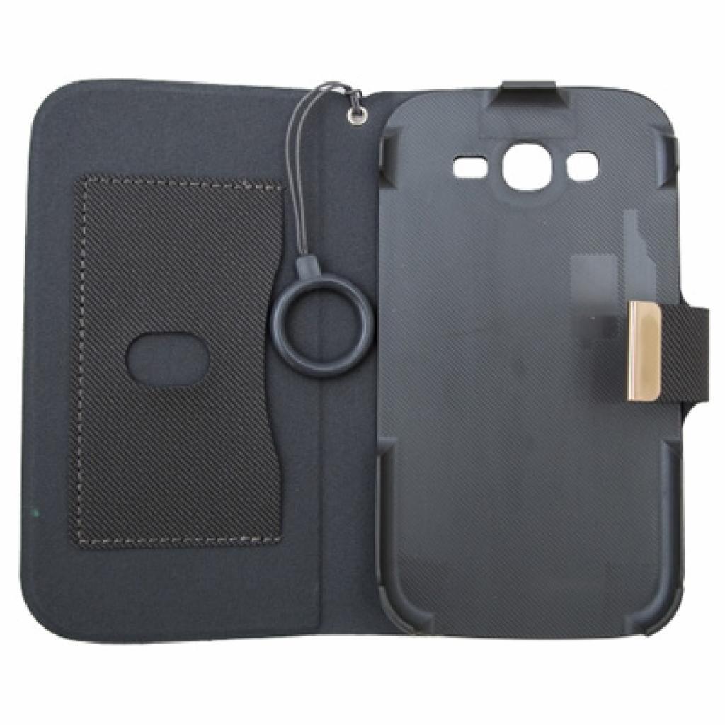 Чехол для моб. телефона Drobak для Samsung I9082 Galaxy Grand Duos /Especial Style/Black (216018) изображение 2