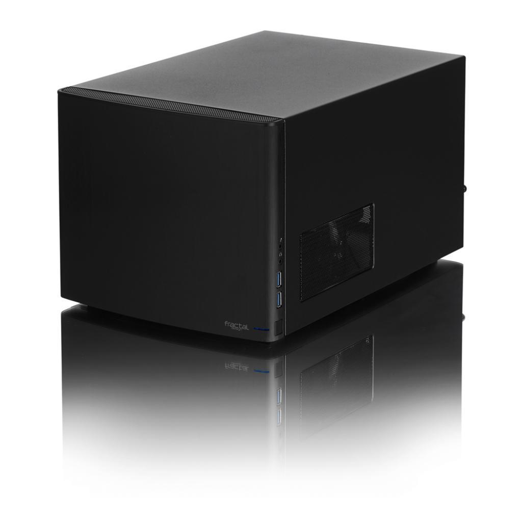 Корпус Fractal Design NODE 304 Black (FD-CA-NODE-304-BL) изображение 2