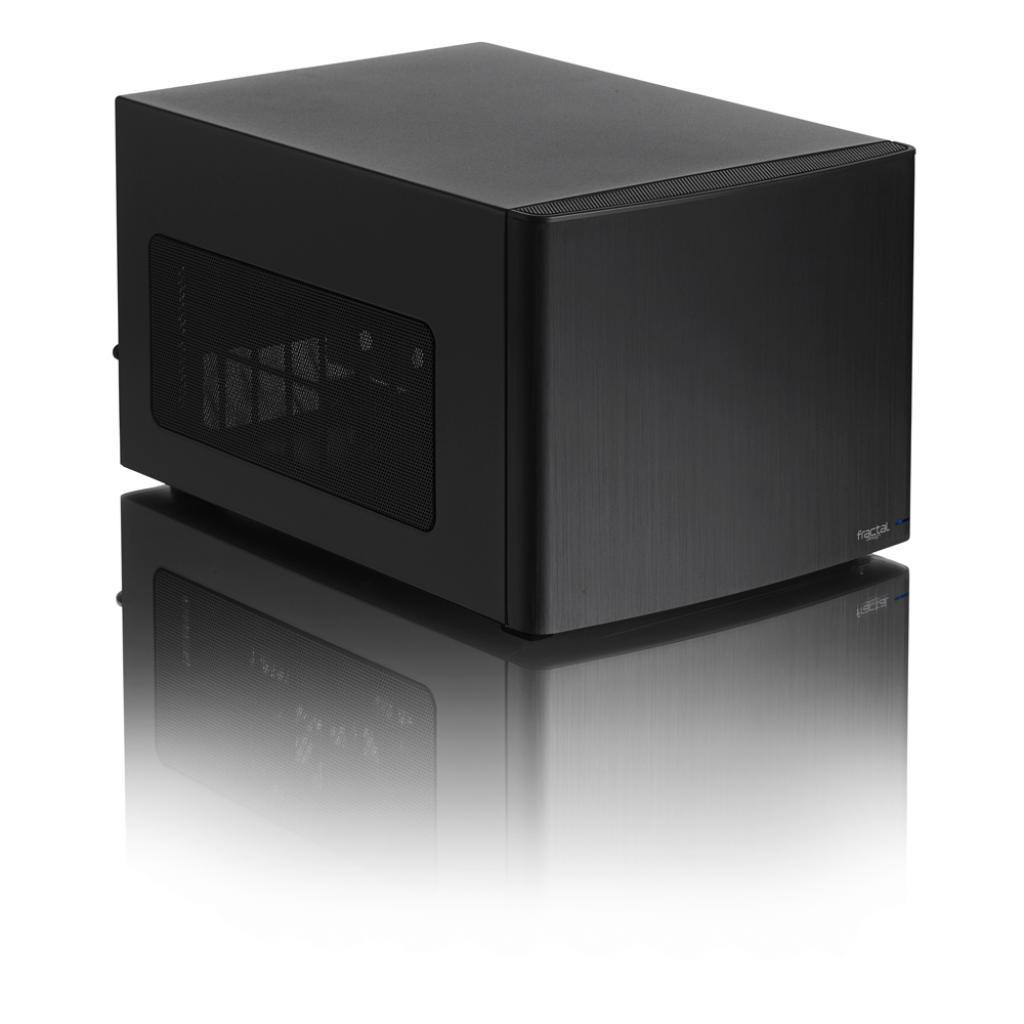 Корпус Fractal Design NODE 304 Black (FD-CA-NODE-304-BL) изображение 3