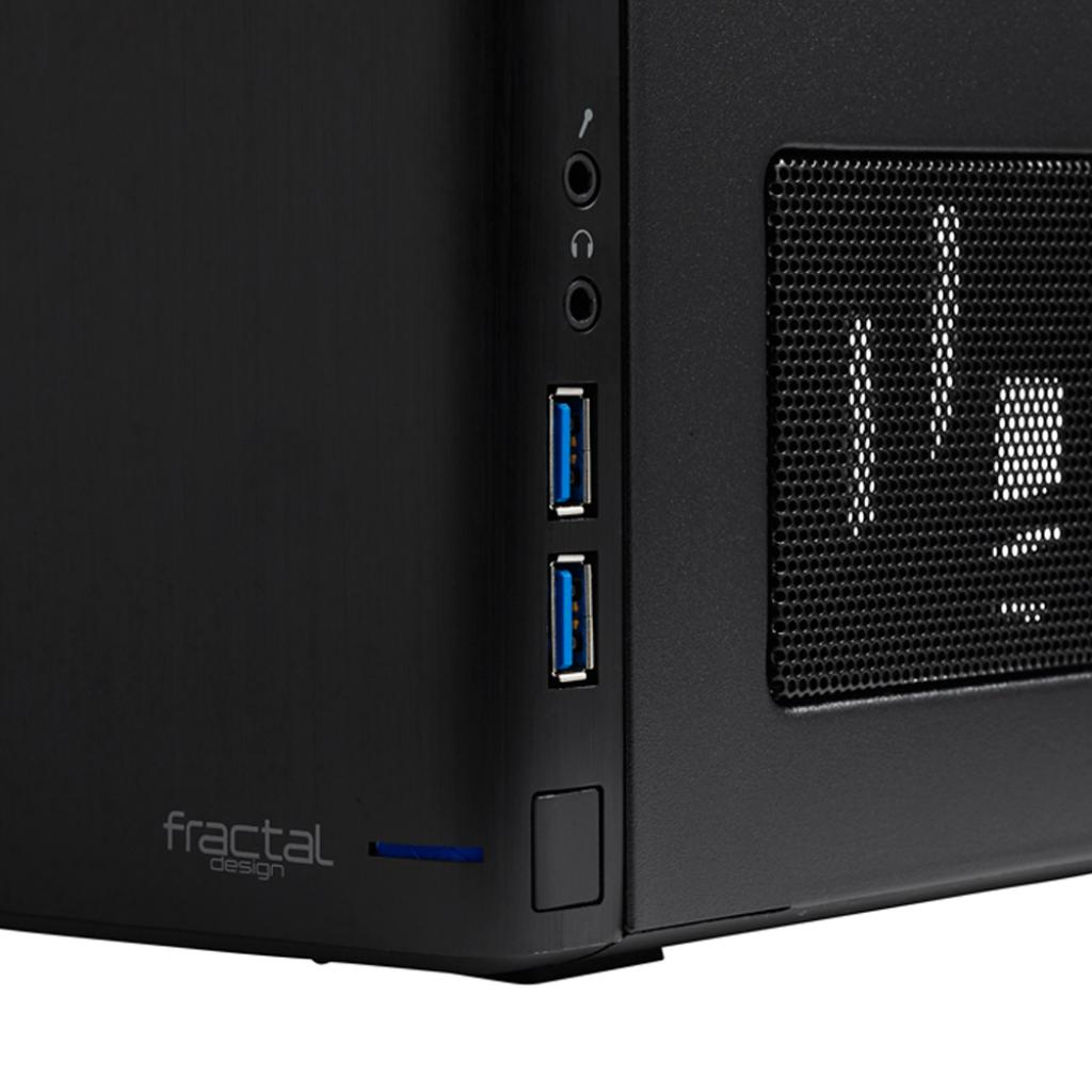 Корпус Fractal Design NODE 304 Black (FD-CA-NODE-304-BL) изображение 4