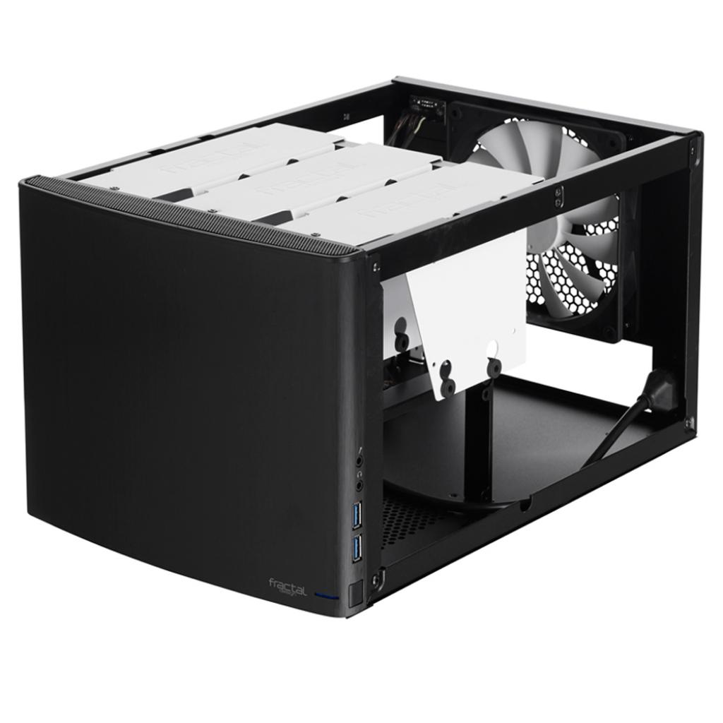 Корпус Fractal Design NODE 304 Black (FD-CA-NODE-304-BL) изображение 8