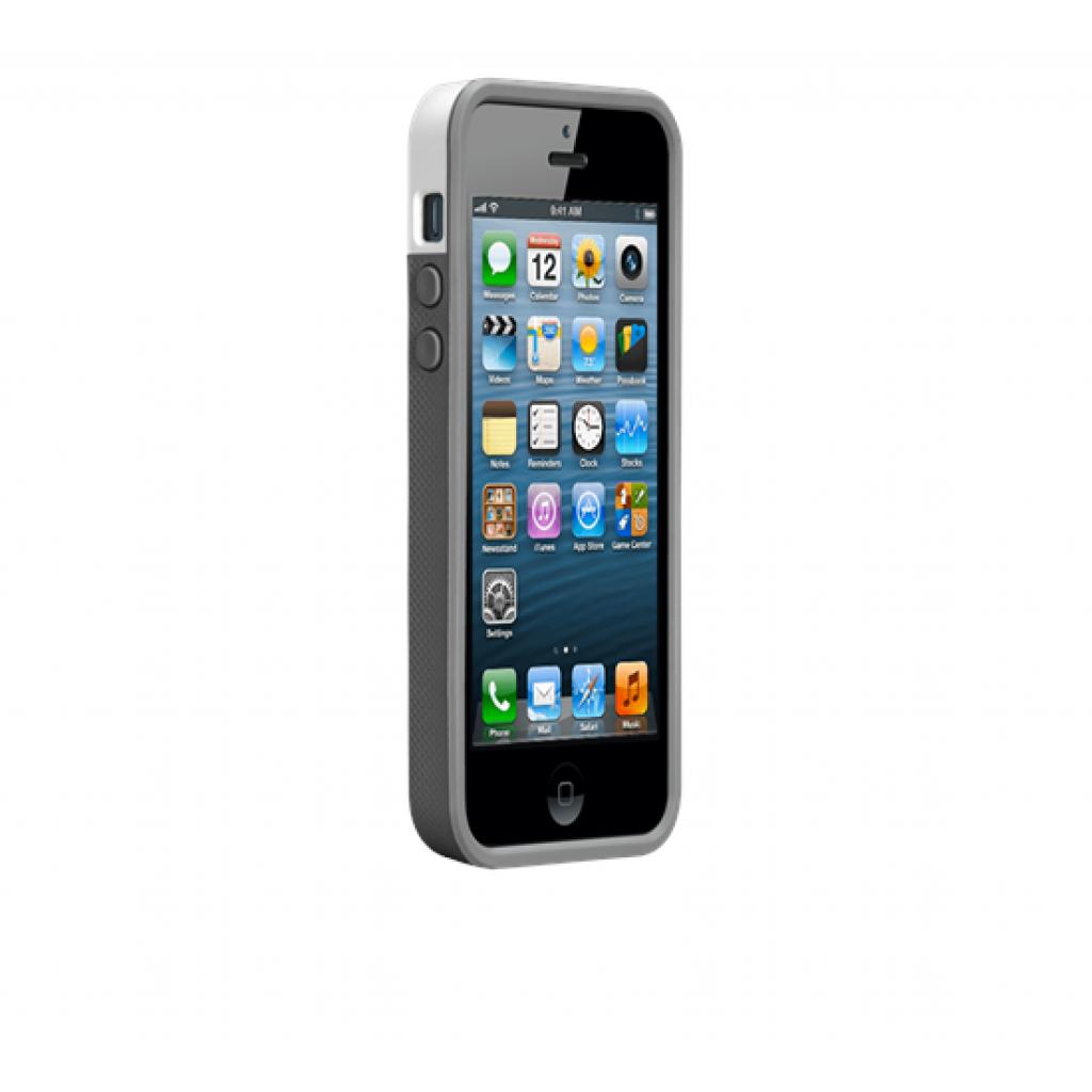 Чехол для моб. телефона Case-Mate для Apple iPhone 5 POP ID White/Titan (CM022406) изображение 2