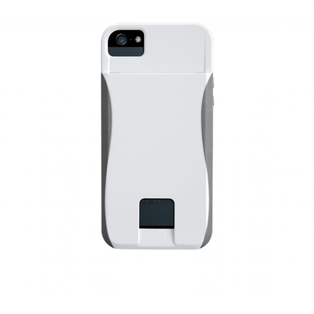 Чехол для моб. телефона Case-Mate для Apple iPhone 5 POP ID White/Titan (CM022406) изображение 3