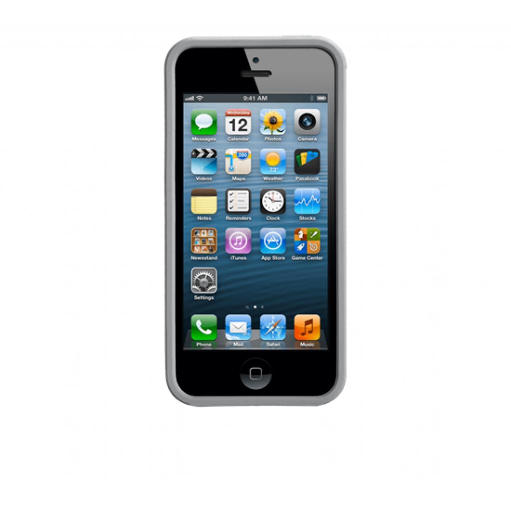 Чехол для моб. телефона Case-Mate для Apple iPhone 5 POP ID White/Titan (CM022406) изображение 4