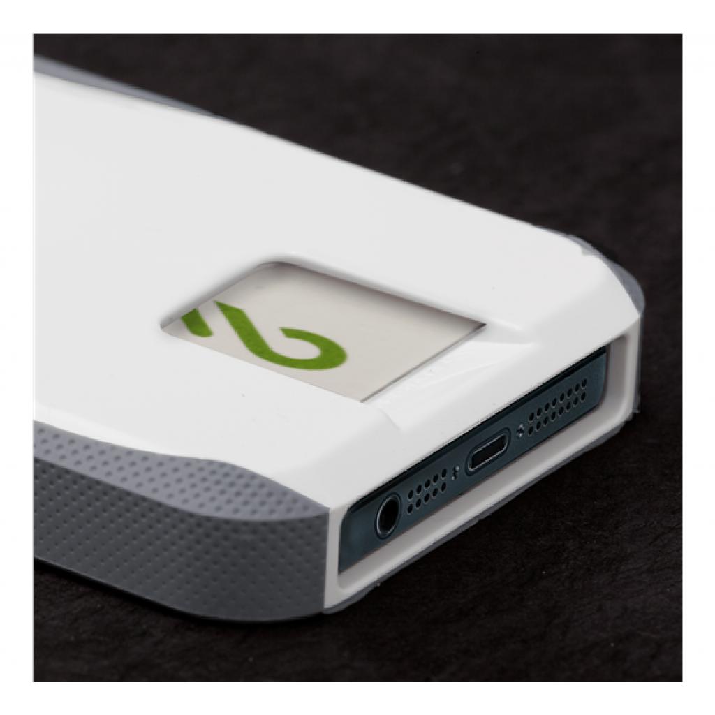 Чехол для моб. телефона Case-Mate для Apple iPhone 5 POP ID White/Titan (CM022406) изображение 5