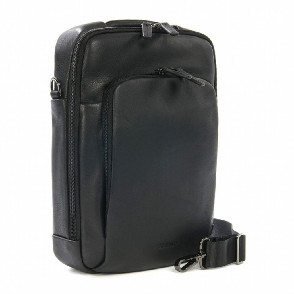"Сумка для ноутбука Tucano 10"" One Premium shoulder bag/Black (BOPXS) изображение 2"