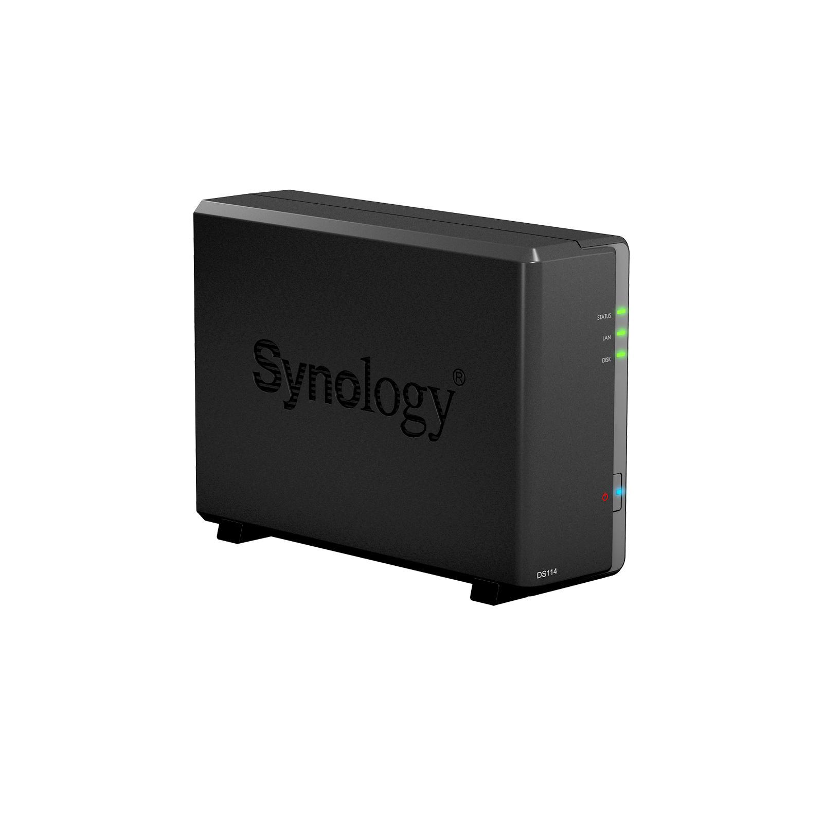 NAS Synology DS114 изображение 6
