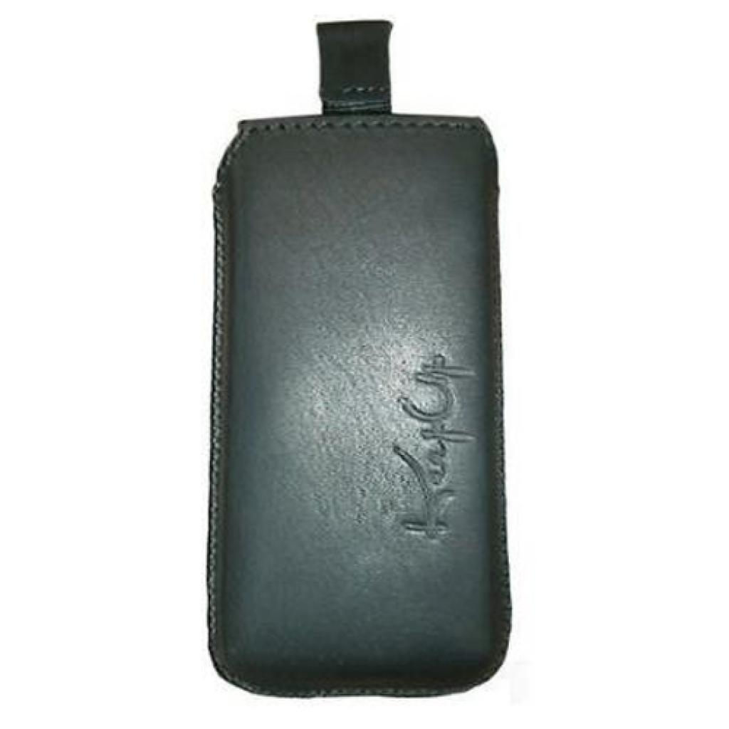 Чехол для моб. телефона KeepUp для Nokia Asha 202 Black lak/pouch (00-00002787)