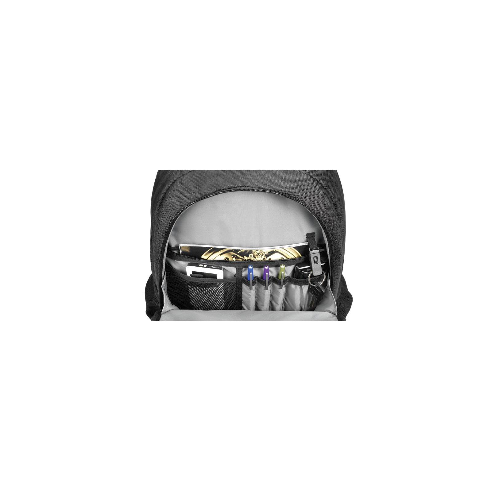 Рюкзак для ноутбука SUMDEX 17 (PON-377BK) изображение 5