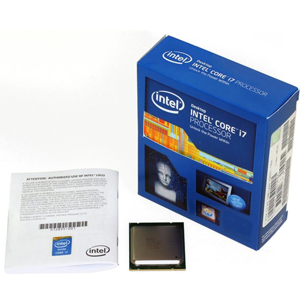 Процессор INTEL Core™ i7 4820K (BX80633I74820K) изображение 2